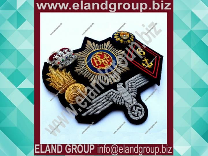 Blazer badges 7421792