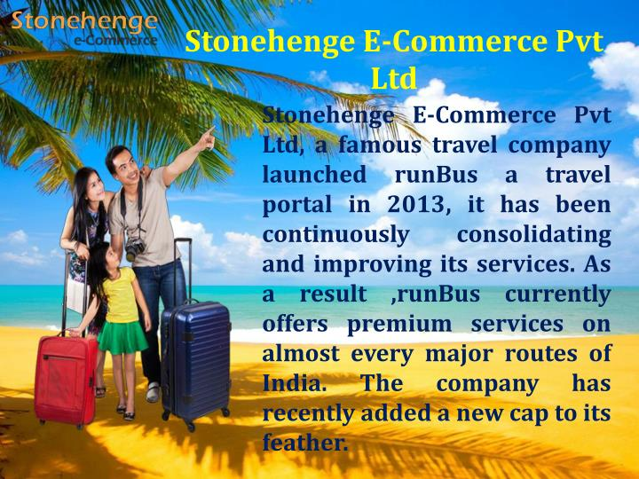 Stonehenge E-Commerce Pvt