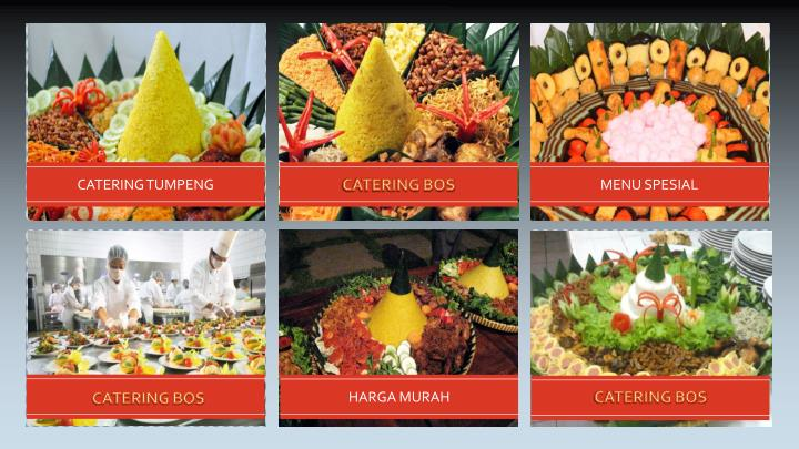 CATERING TUMPENG
