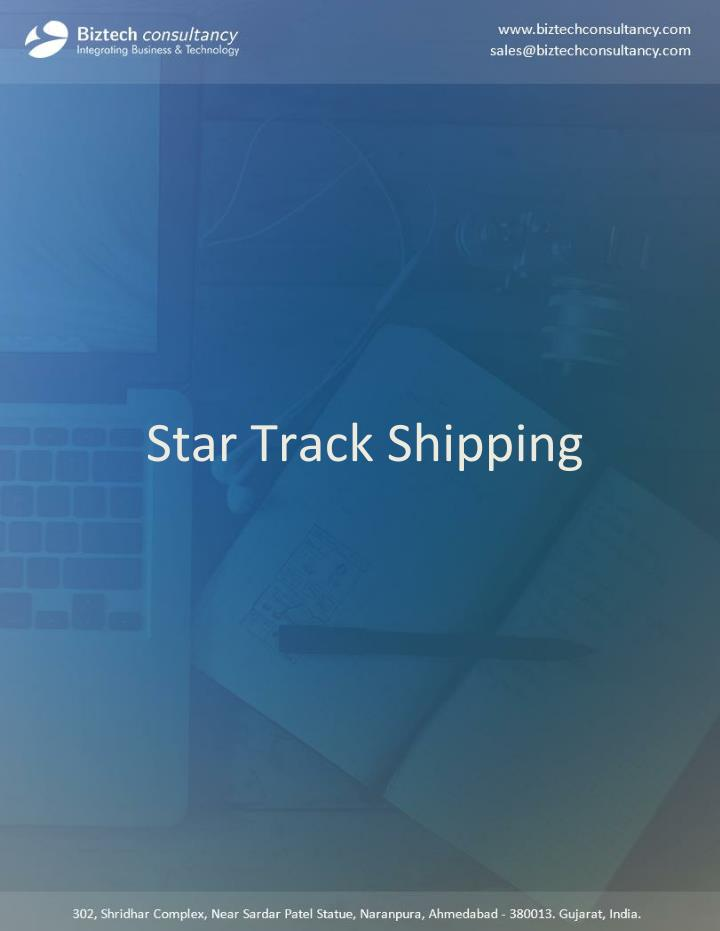 Star Track Shipping