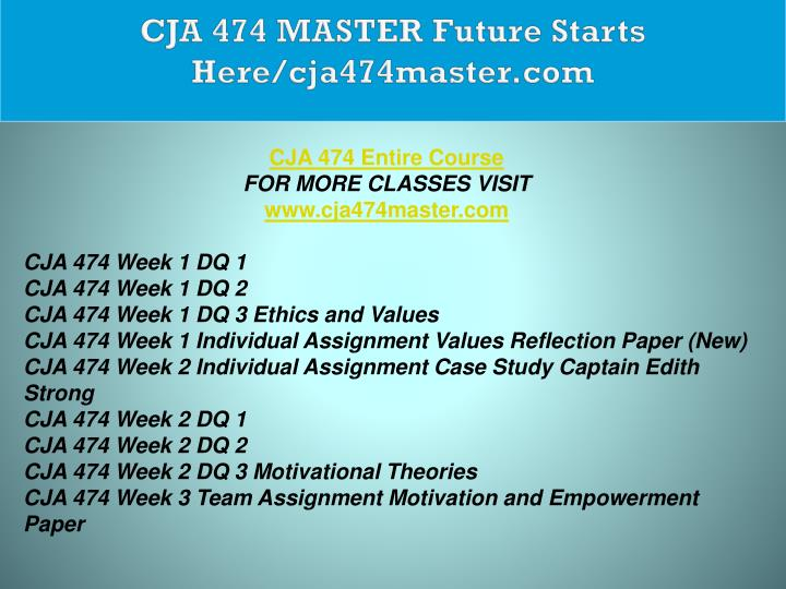 Cja 234 mart the power of possibility cja234martdotcom