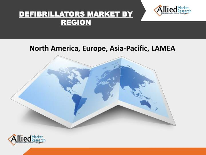 DEFIBRILLATORS MARKET BY REGION