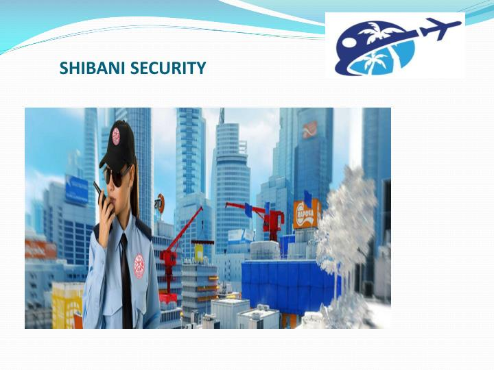 SHIBANI SECURITY