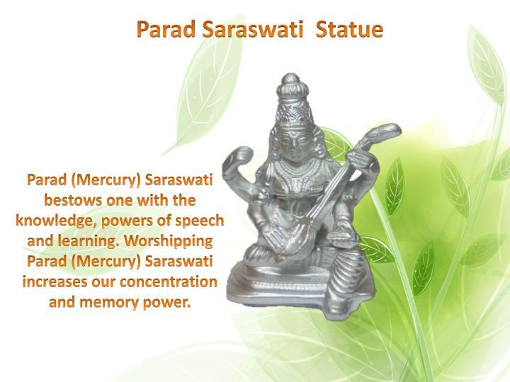 Parad Saraswati  Statue