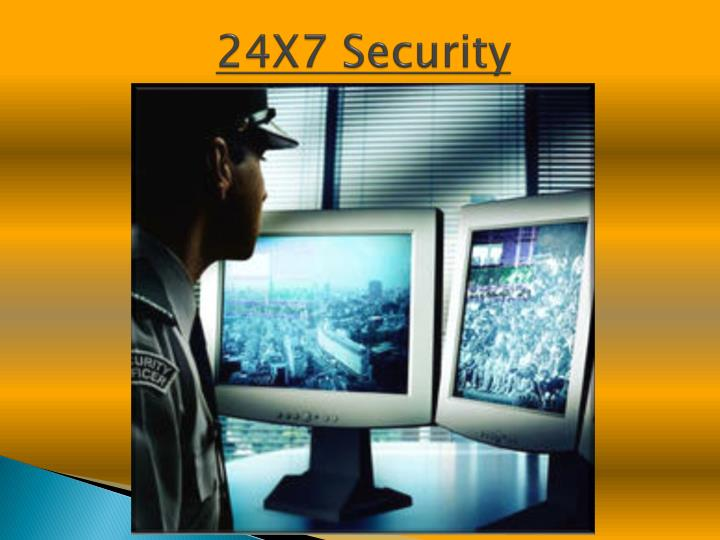 24X7 Security