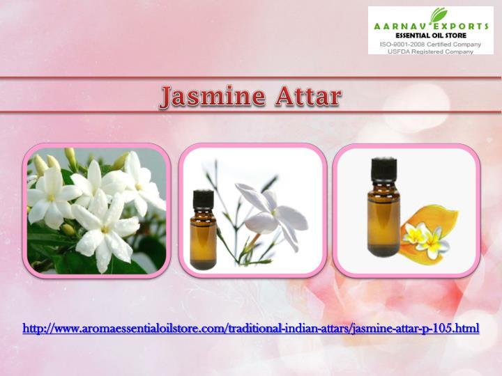 Jasmine Attar