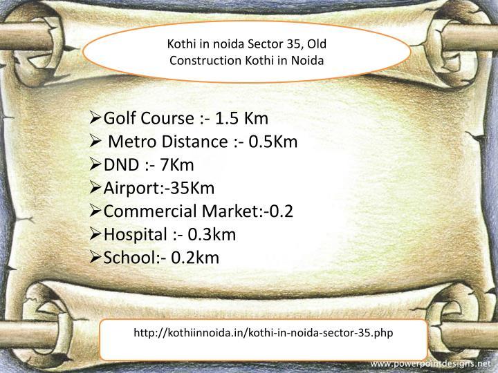 Kothi