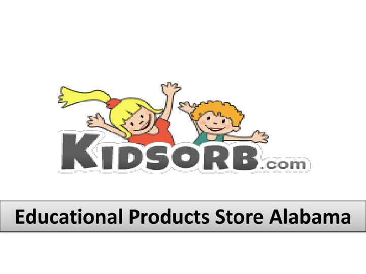 Educational Products Store Alabama