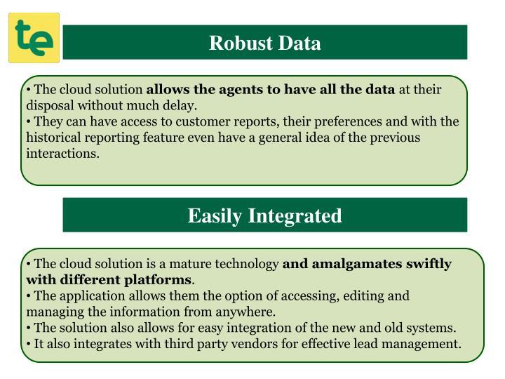 Robust Data