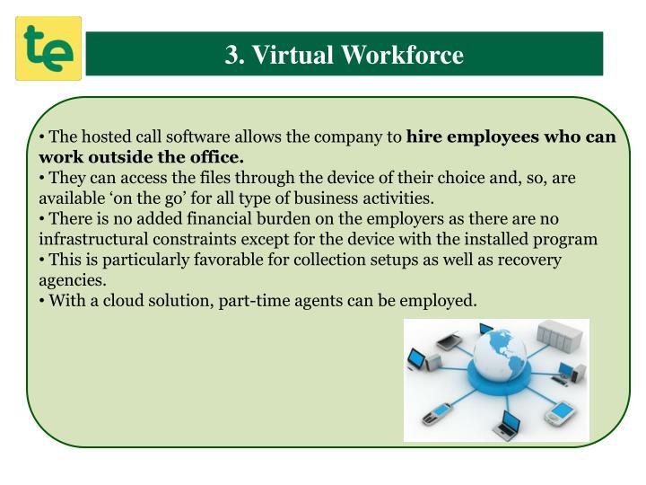 3. Virtual Workforce