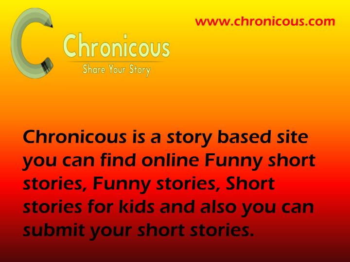 Www.chronicous.com