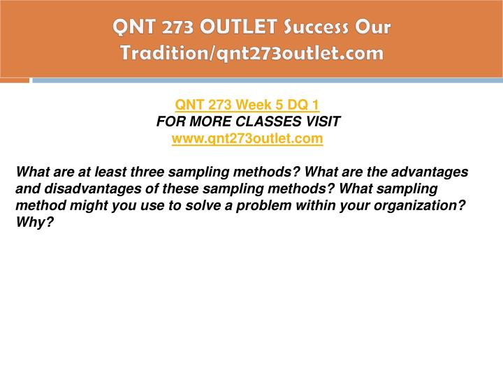QNT 273 OUTLET Success Our Tradition/qnt273outlet.com