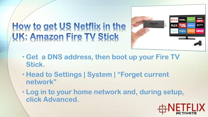 How to get US Netflix in the UK: Amazon Fire TV