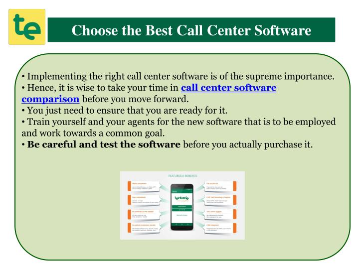Choose the Best Call Center Software
