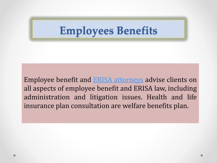 Employees Benefits