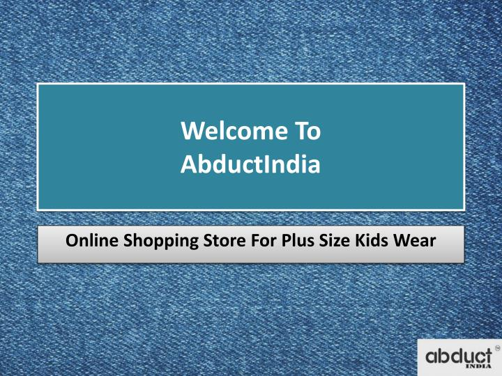 Welcome to abductindia