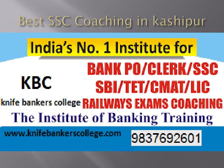 Best SSC Coaching in