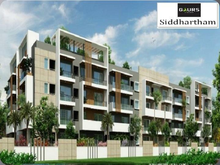 Gaur siddhartham book your dream home