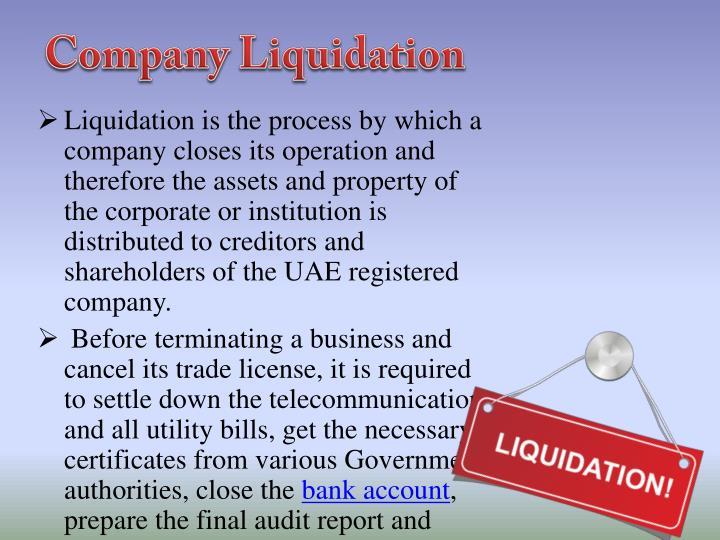 Cullman Liquidation Center