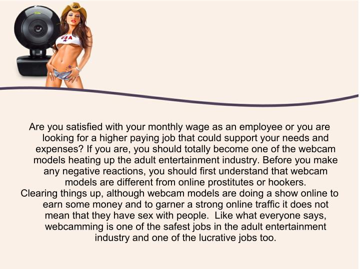 Are you satisfied with your monthly wage as an employee or you are
