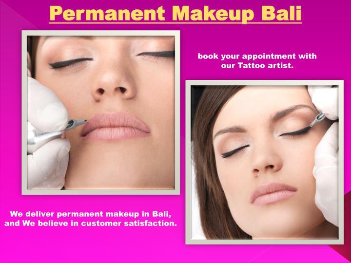 Permanent Makeup Bali