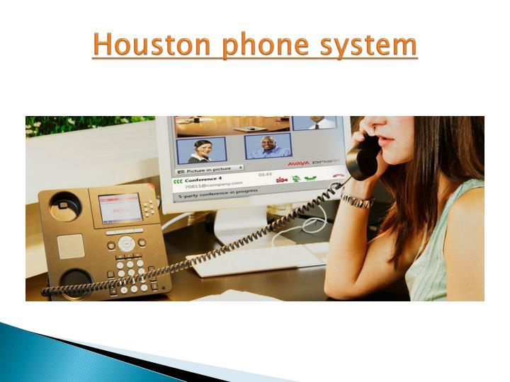 Houston phone