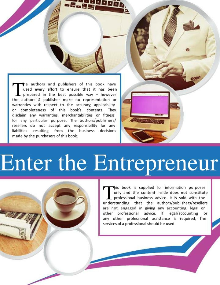 What is entrepreneurial success pdf free