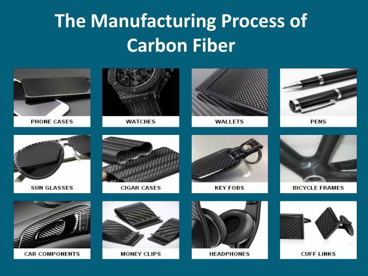 The Manufacturing Process of