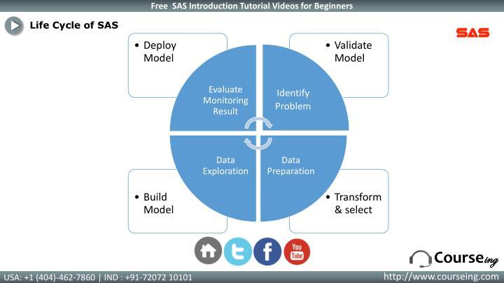 Life Cycle of SAS