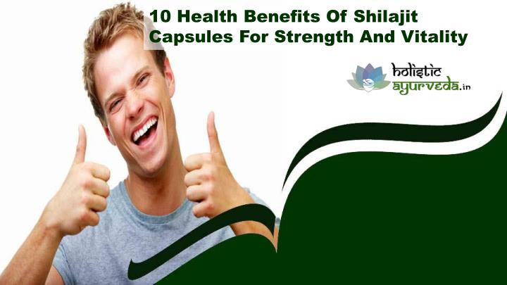 10 Health Benefits