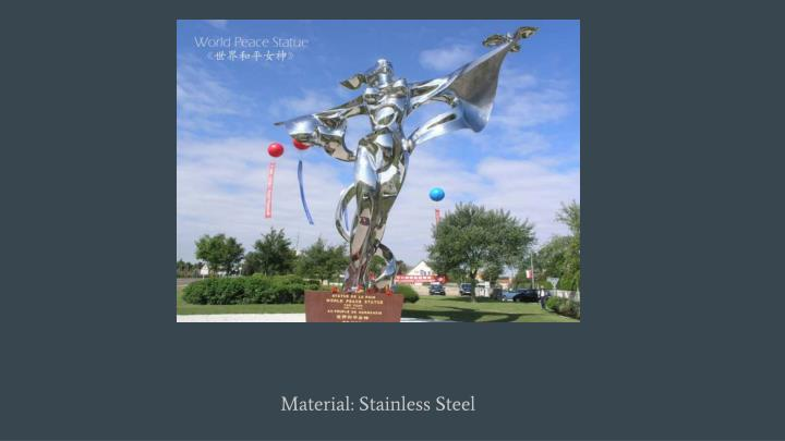 Material: Stainless Steel