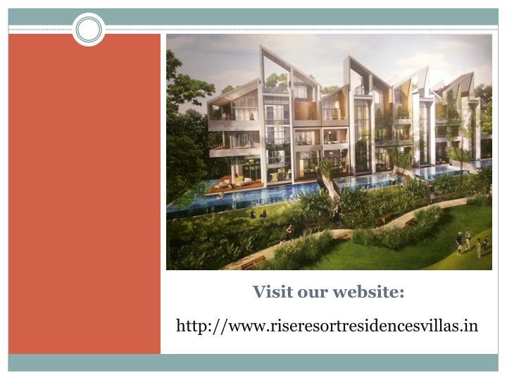 http://www.riseresortresidencesvillas.in