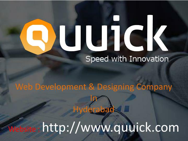 Web Development & Designing Company