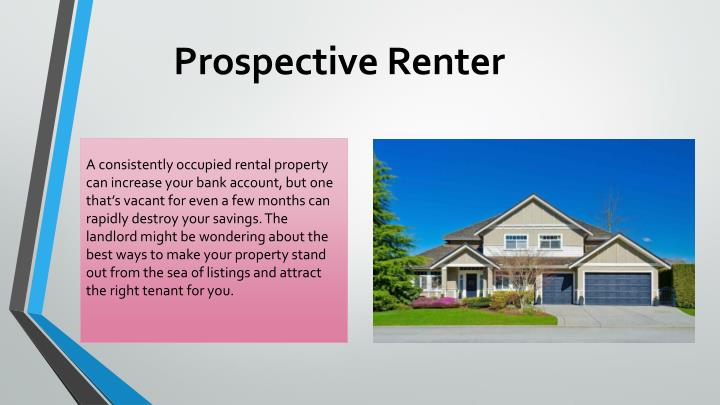 Prospective Renter