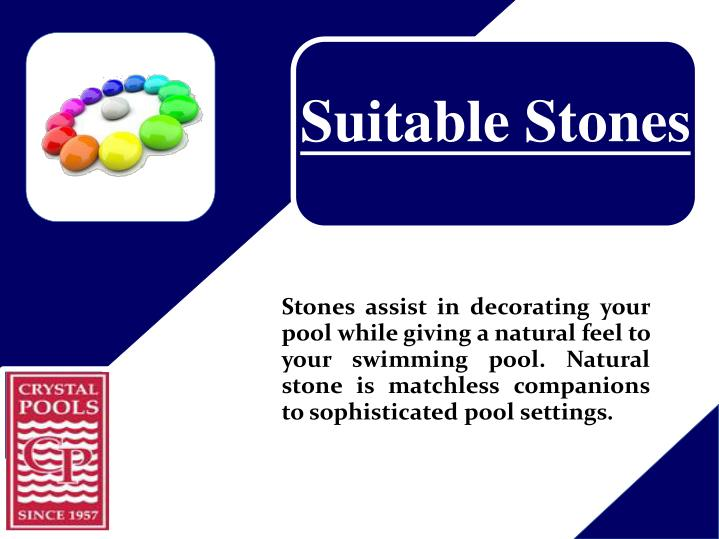 Suitable Stones
