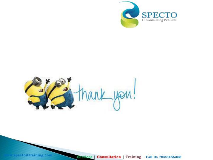 www.spectoittraining.com