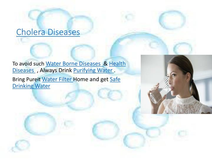 Cholera Diseases