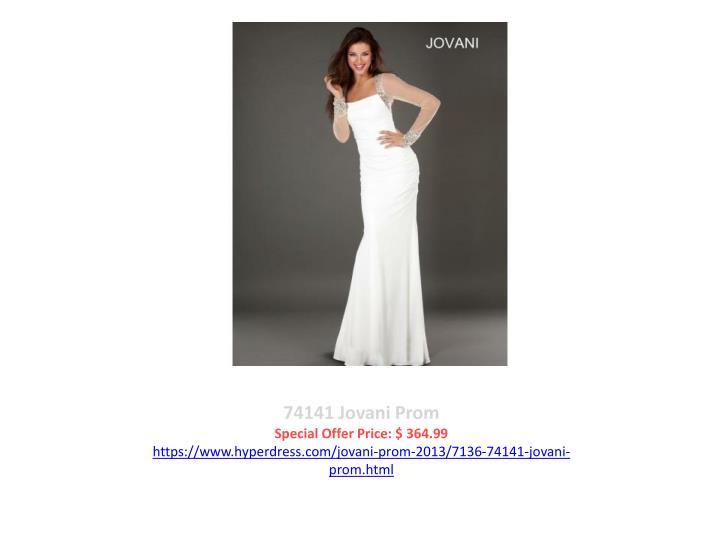 74141 Jovani Prom