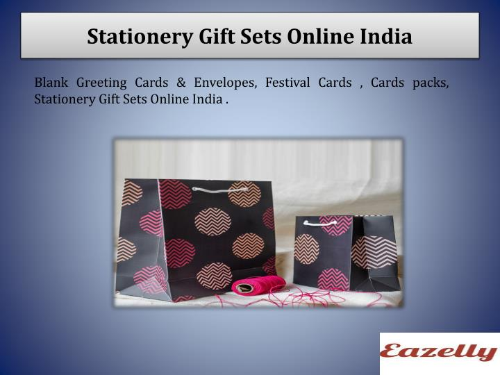 Stationery Gift Sets Online India