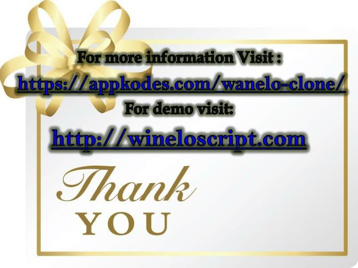 For more information Visit :