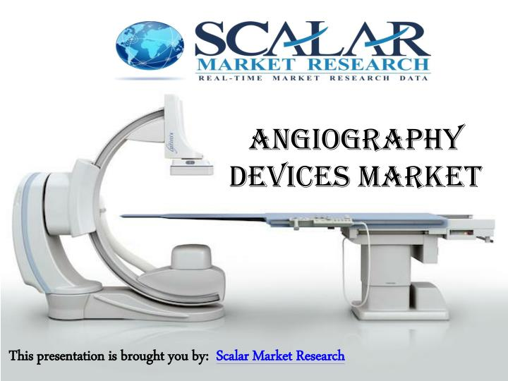 Angiography devices market