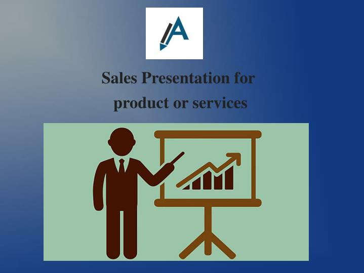 Sales Presentation for