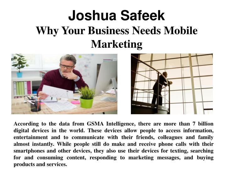 Joshua Safeek