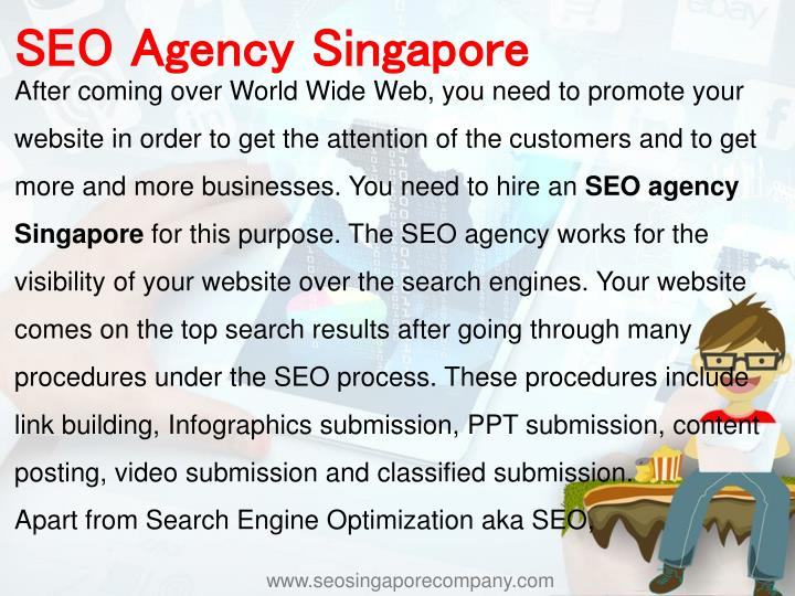 SEO Agency Singapore