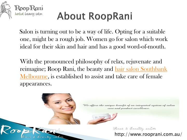 About rooprani