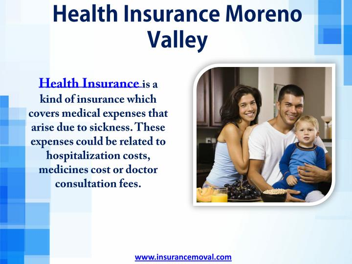 Health Insurance Moreno