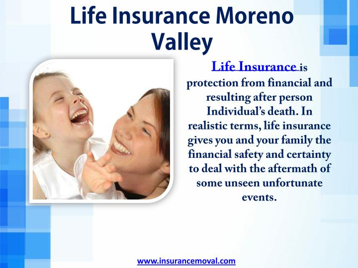 Life Insurance Moreno