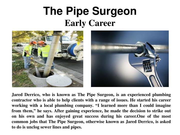The Pipe Surgeon