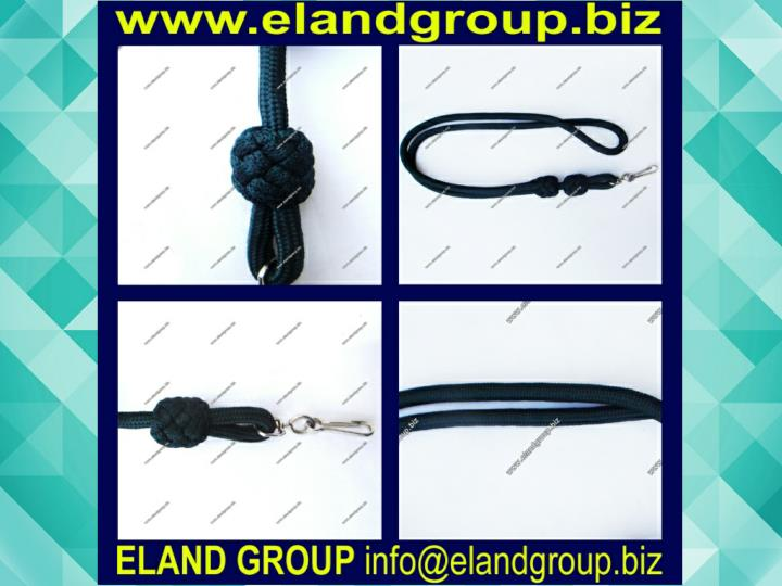 Navy uniform corded whistle cord