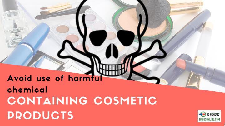 Avoid use of harmful